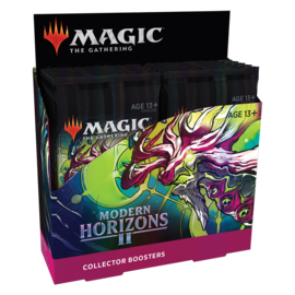 Wizards of the Coast Modern Horizons II Collectors Booster Box