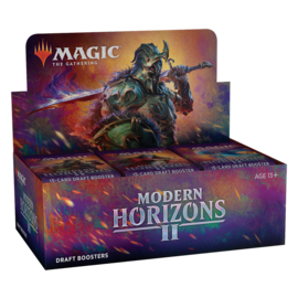 Wizards of the Coast Modern Horizons II Draft Booster Box (Local Only)