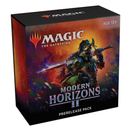 Wizards of the Coast Modern Horizons II Pre-Release Kit (+ 2 Set Boosters)