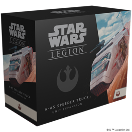 Fantasy Flight Star Wars Legion - Republic - A-A5 Speeder Truck