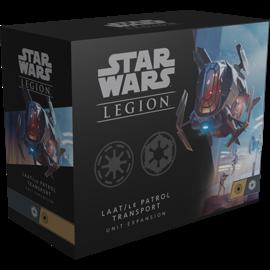 Fantasy Flight Star Wars Legion - Republic - LAAT/le Patrol Transport