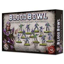 Games Workshop Blood Bowl: The Naggaroth Nightmares Blood Bowl Team