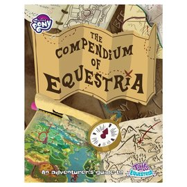 River Horse Ltd My Little Pony: Tails of Equestria RPG - The Compendium of Equestria