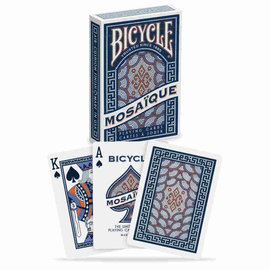 Bicycle Standard Playing Cards (Poker) - Mosaique