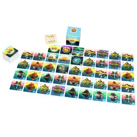 Lucky Duck Games (Preorder) Tranquility