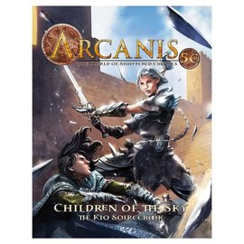 Paradigm Concepts D&D 5E: Arcanis: Children of the Sky