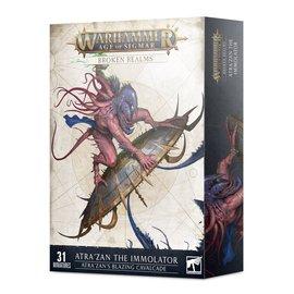 Games Workshop Warhammer 40k / Age of Sigmar: Disciples of Tzeentch - Atra'zan's Blazing Cavalcade