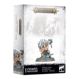 Games Workshop Age of Sigmar - Stormcast Eternals - Gardus Steel Soul