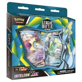 Pokemon International Inteleon VMAX League Battle Deck