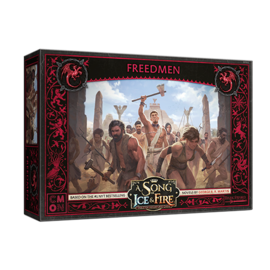 Cool Mini or Not A Song of Ice & Fire: Tabletop Miniatures Game - Targaryen Freedmen