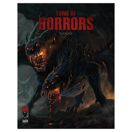 Frog God Games D&D 5E: Tome of Horrors 2020