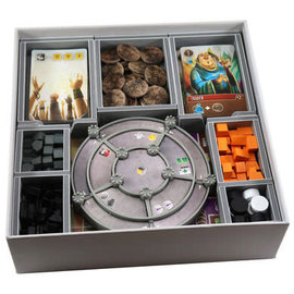 Folded Space Box Insert: Viscounts of the West Kingdom