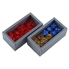 Folded Space Box Insert:  Marvel Champions: Red Skull