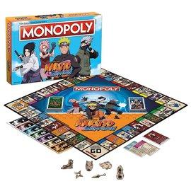 USAopoly Monopoly: Naruto Shippuden