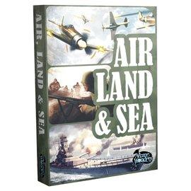 Arcane Wonders Air, Land & Sea: Revised Edition