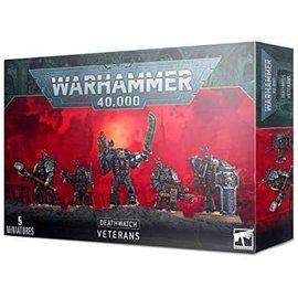 Games Workshop Warhammer 40k: Deathwatch - Kill Team (Veterans)