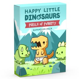 Tee Turtle Happy Little Dinosaurs Perils of Puberty Expansion