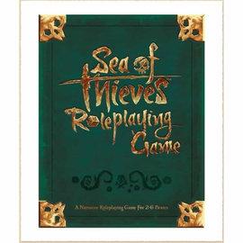 Mongoose Publishing Sea of Thieves RPG Core Set