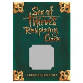 Mongoose Publishing Sea of Thieves RPG Dice Set