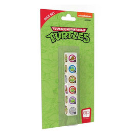 USAopoly d6 TMNT Dice (6)