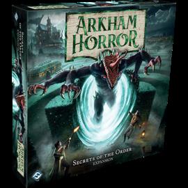 Fantasy Flight Arkham Horror: 3rd Edition - Secrets of the Order Expansion