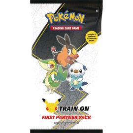 Pokemon International (1 Per Person) First Partners Pack - Unova