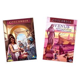 Rio Grande Concordia plus Venus Expansion