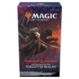 Wizards of the Coast Magic D&D Forgotten Realms Pre-Release Kit Special (5)