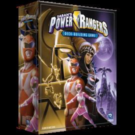 Renegade Power Rangers Deckbuilding Game (Launch Edition)