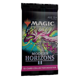 Wizards of the Coast Modern Horizons II Collectors Booster Pack