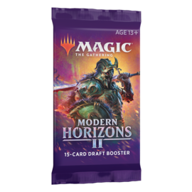 Wizards of the Coast Modern Horizons II Draft Booster Pack
