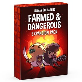 Tee Turtle Llamas Unleashed: Farmed and Dangerous Expansion