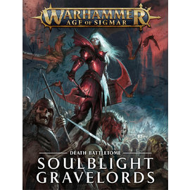 Games Workshop Age of Sigmar - Battletomb: Soulblight Gravelords