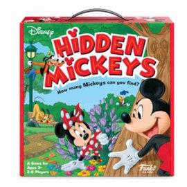 Funko Hidden Mickeys