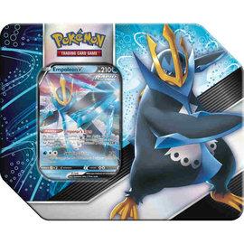 Pokemon International Pokemon V Strikers Tin - Empoleon V