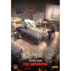Boards & Dice (DING & DENT) Escape Tales: The Awakening