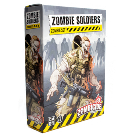 Cool Mini or Not Zombicide 2nd Edition - Zombie Soldiers