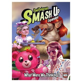 Alderac Entertainment Group Smash Up: What Were We Thinking