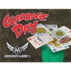 Mayday Games Garbage Day