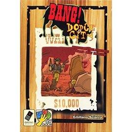 dV Giochi Bang!: Dodge City New Edition
