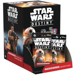 Fantasy Flight Star Wars Destiny: Awakenings Booster Box