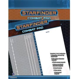 Paizo Starfinder RPG: Combat Pad
