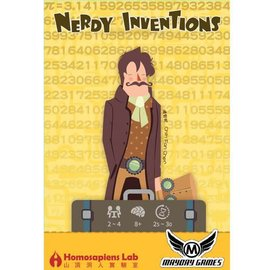 Mayday Games Nerdy Inventions
