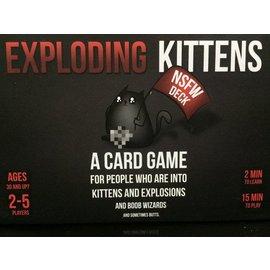Exploding Kittens, LLC Exploding Kittens (NSFW Expansion)