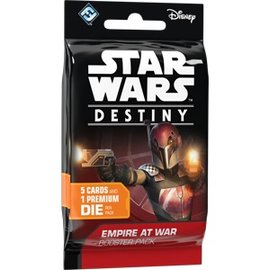 Fantasy Flight Star Wars Destiny: Empire at War Booster Pack