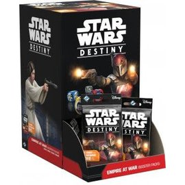 Fantasy Flight Star Wars Destiny: Empire at War Booster Box