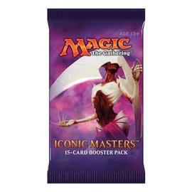 Wizards of the Coast Magic Iconic Masters 2017 Booster Pack