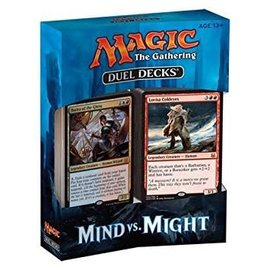 Wizards of the Coast Magic Duel Deck: Mind vs. Might