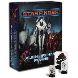 Paizo Starfinder RPG: Alien Archive Pawns Collection
