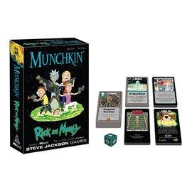 Steve Jackson Games Munchkin: Rick & Morty